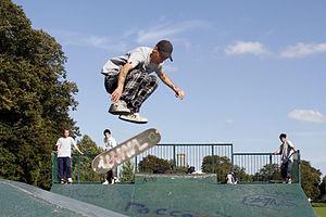 Skateboarding 2 (dtab)