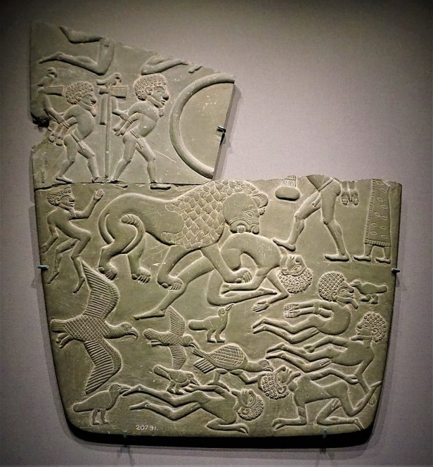 The Battlefield Palette 3100 BC - Joy of Museums