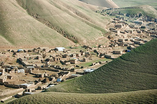 Village in Faryab province