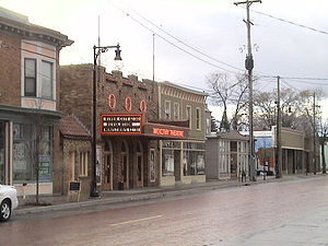 The Wealthy Street Theatre. Grand Rapids, Michigan
