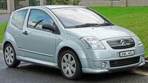 Citroën C2 — Wikipédia
