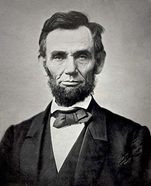 Tập tin:Abraham Lincoln November 1863.jpg