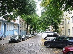 English: Berlin-Neukölln Reuterstraße