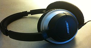 English: Bose Around-Ear 2 (AE2) Headphones