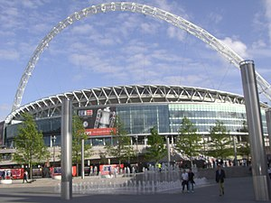 FA-cup final at New Wembley: Chelsea vs Man. U...