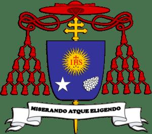 Coat of Arms of Jorge Mario Cardinal Bergoglio