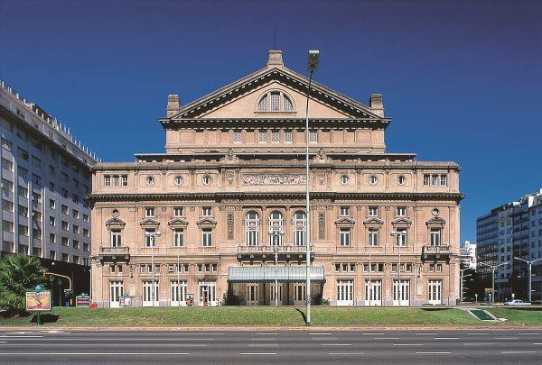 Teatro Colón - Wikipedia
