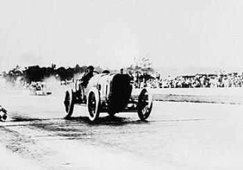 Jules Goux, Indianapolis 500 Winner, 1913