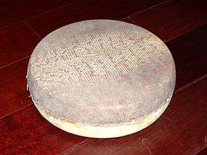 English: Kanjira (Indian percussion instrument...