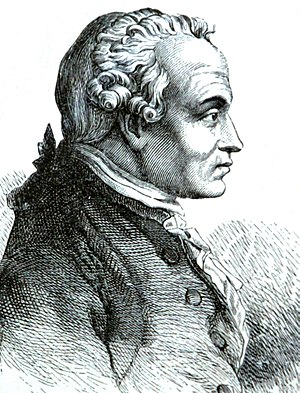 English: Immanuel Kant Deutsch: Immanuel Kant