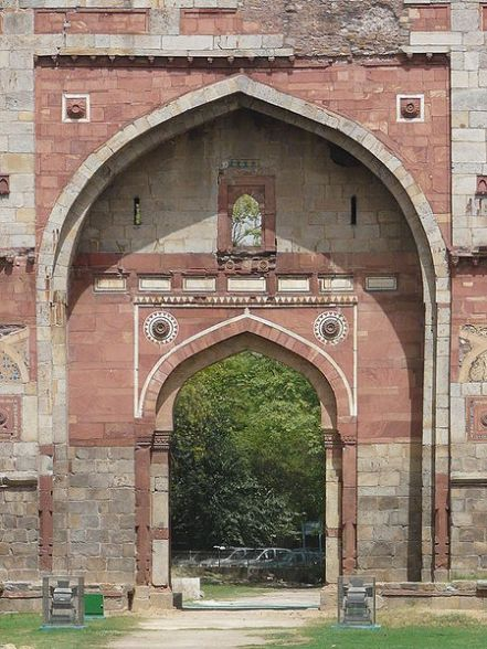 File:Lal Darwaza or Sher Shah Suri Gate, near Purana Qila, Delhi.jpg
