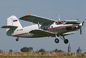 Antonov An-3 - Wikipedia, la enciclopedia libre