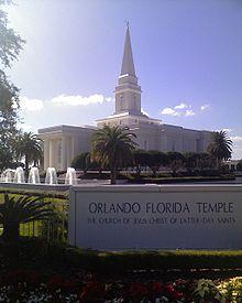 Orlando Florida Temple Wikipedia
