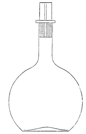 Fifty gramme specific gravity bottle