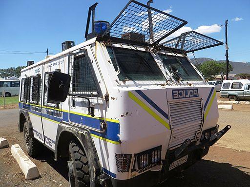 South African Police car - Ulundi (7)