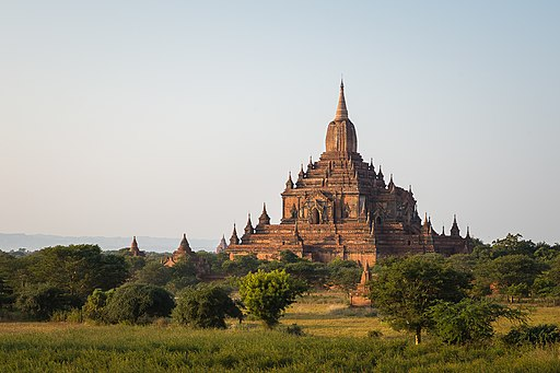 Sulamani temple, Bagan
