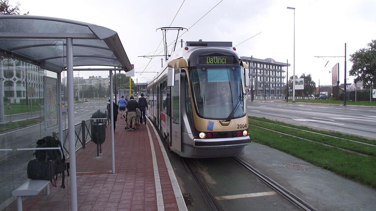 Ligne 62 Du Tram De Bruxelles Wikipdia