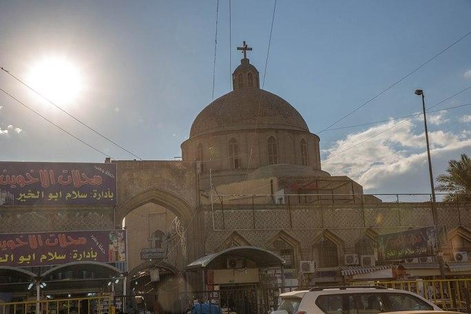 20160102-Baghdad Church 2016 Shorja, Iraq