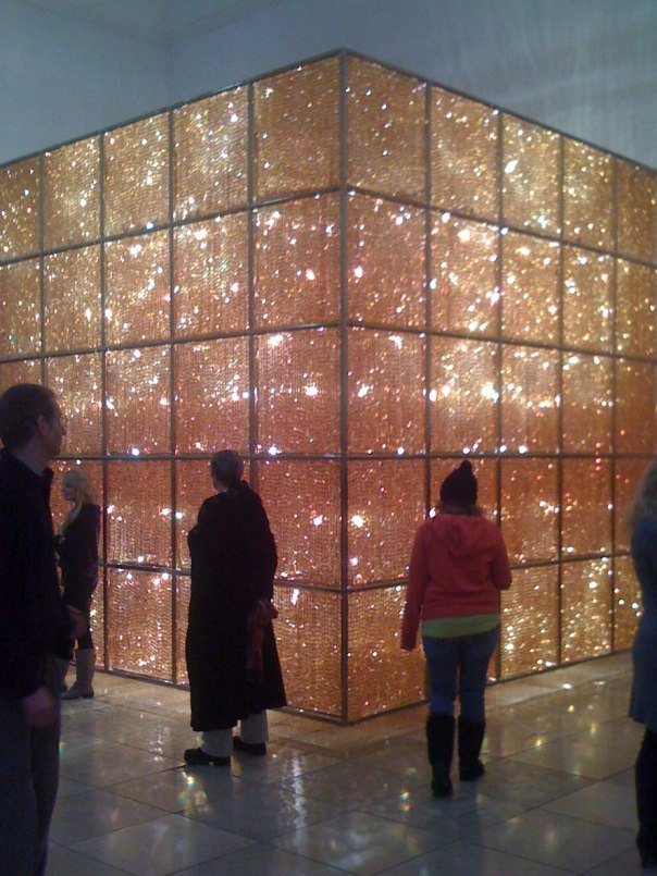 Cube Light by Ai Weiwei 2008