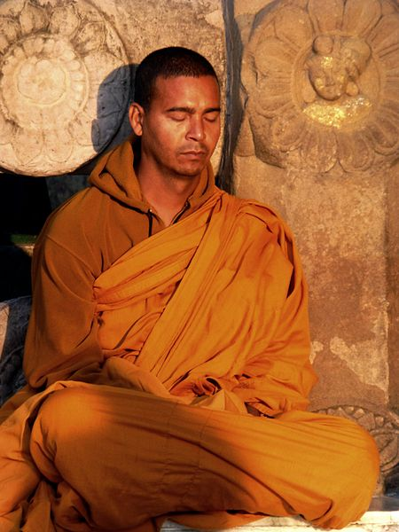 File:Dhyana Tapasya Meditating at Dawn.jpg