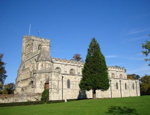 Dunstable Priory, Bedfordshire,