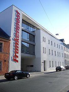 Frankenpost Wikipedia