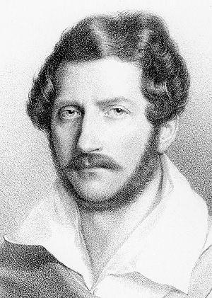 Gaetano Donizetti (1797-1848), composer -