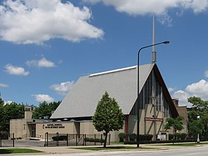 Hartzell Memorial United Methodist Church at B...