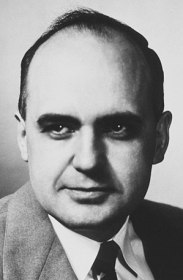 Maurice Hilleman (1919–2005), circa 1958, as C...