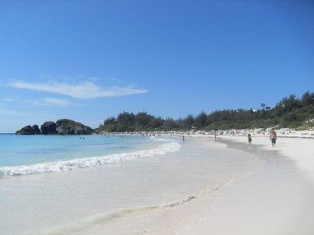 Horseshoe Bay Beach. Courtesy Akem on wikipedia.org