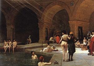 Harem baths