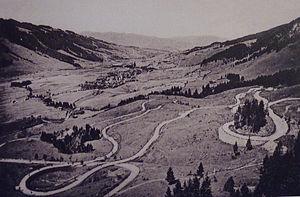 Oberjochpass