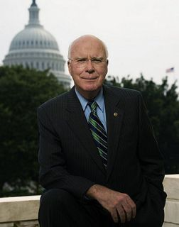 Official photo of Senator Patrick Leahy (D-VT)