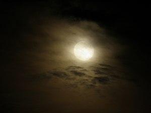 English: Moon