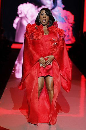 Patti LaBelle in Zang Toi at The Heart Truth's...