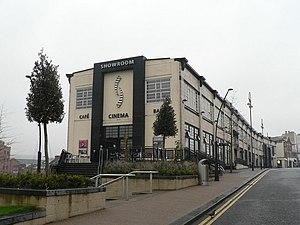 English: Sheffield: The Showroom A cinema, caf...