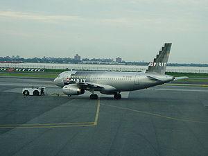 Spirit Airlines Airbus 319-132 N506NK
