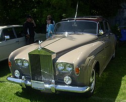 1964 Rolls-Royce Silver Cloud (North America)