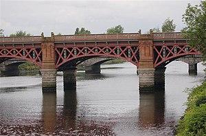 City Union Railway Bridge