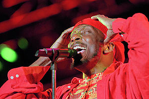 Jimmy Cliff in concert