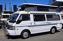 Mazda E200 Campervan