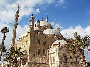 Mezquita de Muhammad Ali (El Cairo, Egipto)