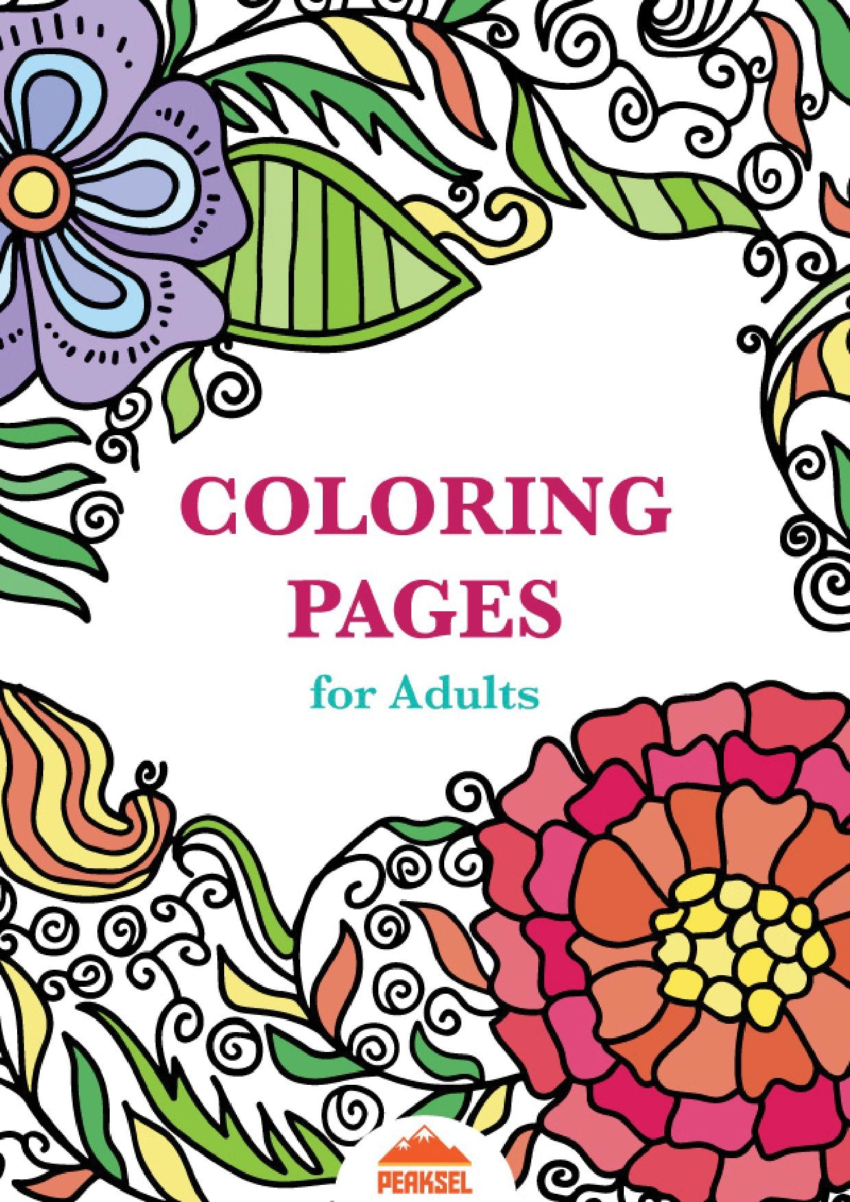 File Printable Coloring Pages For Adults