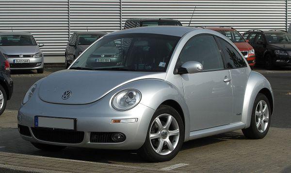 Volkswagen New Beetle Википедия