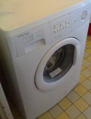 Electrolux washing machine