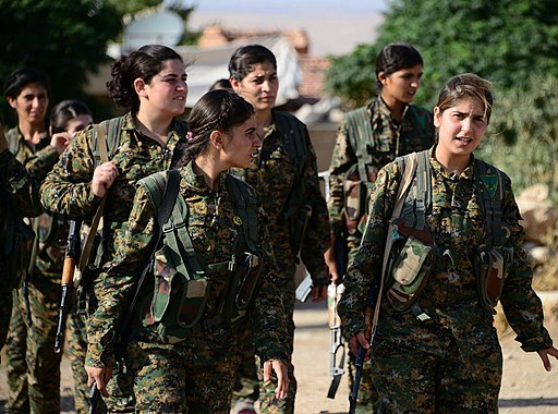 YPJ fighters 3