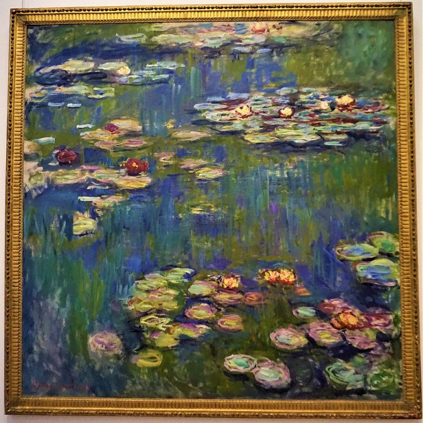 """""""Water Lilies"""" by Claude Monet"""