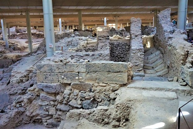 Akrotiri Archaeological Site in Santorini by Joy of Museums - 2