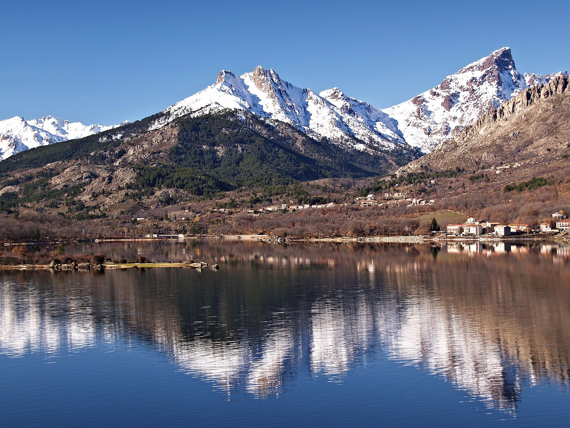 Lac De Calacuccia Wikip 233 Dia