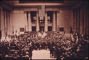 CHICAGO'S UNION STATION PICTURED AT ITS DEDICA...